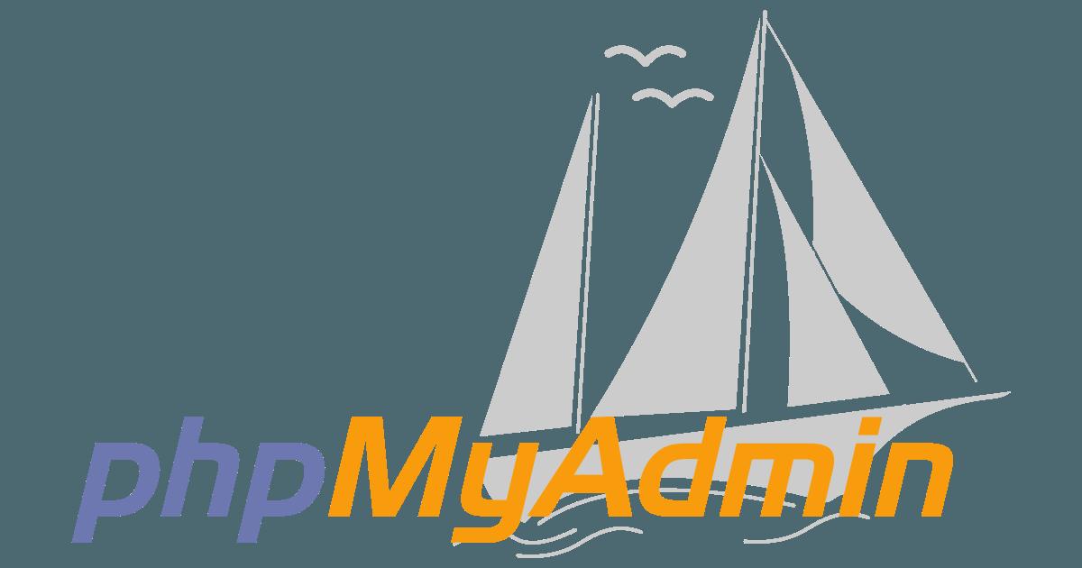 phpMyAdminロゴ
