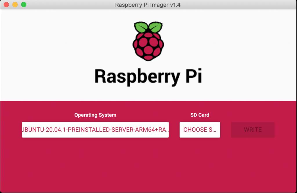 Raspberry Pi Installer